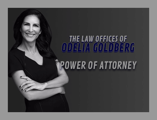 Power of Attorney – Attorney In Fact / Agent Acceptance